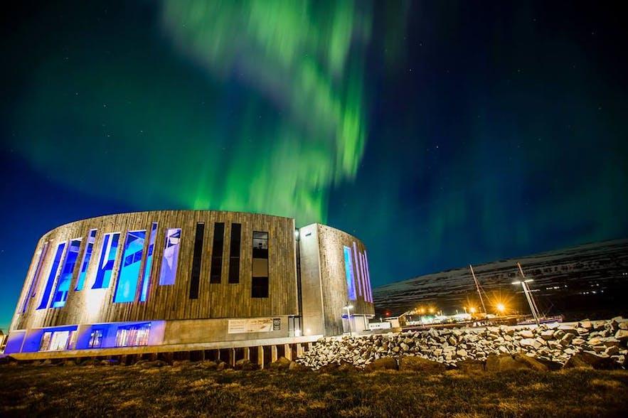 HOF first opened in Akureyri in 2010.