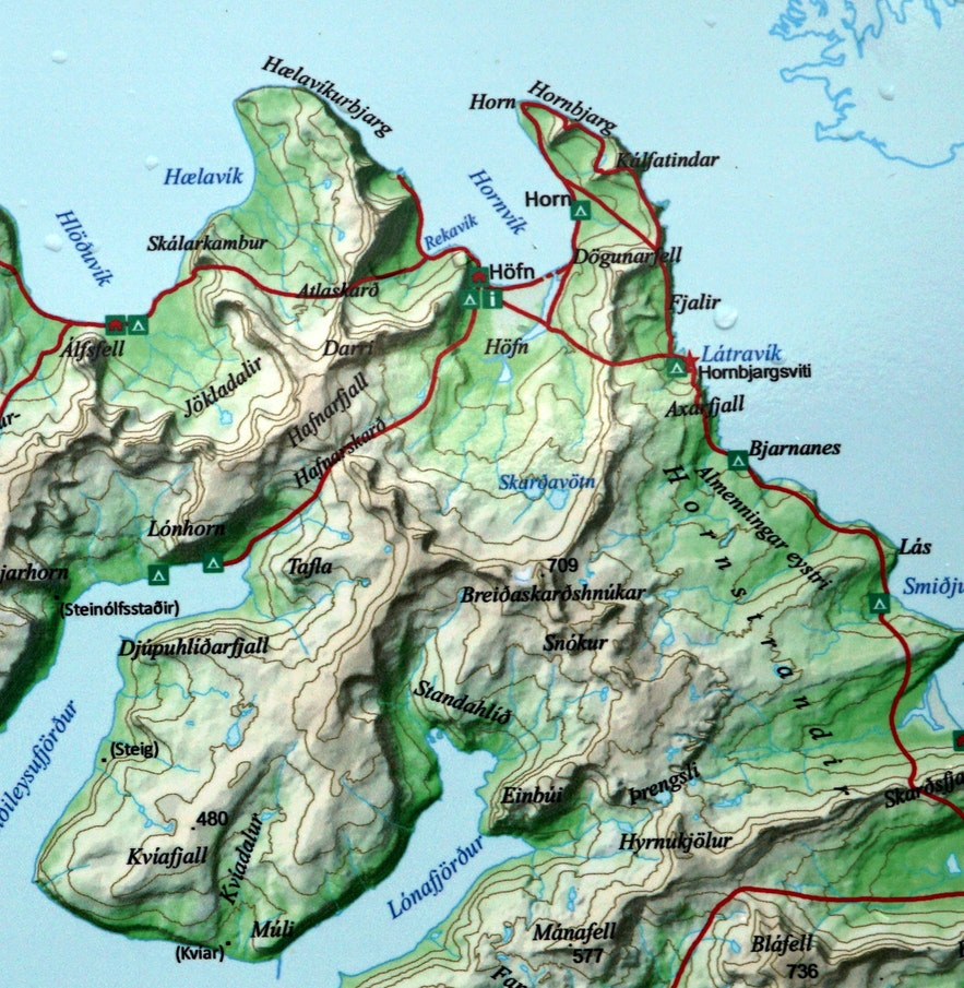 Arctic Foxes Territory : How to Get to Hornstrandir Nature Reserve!
