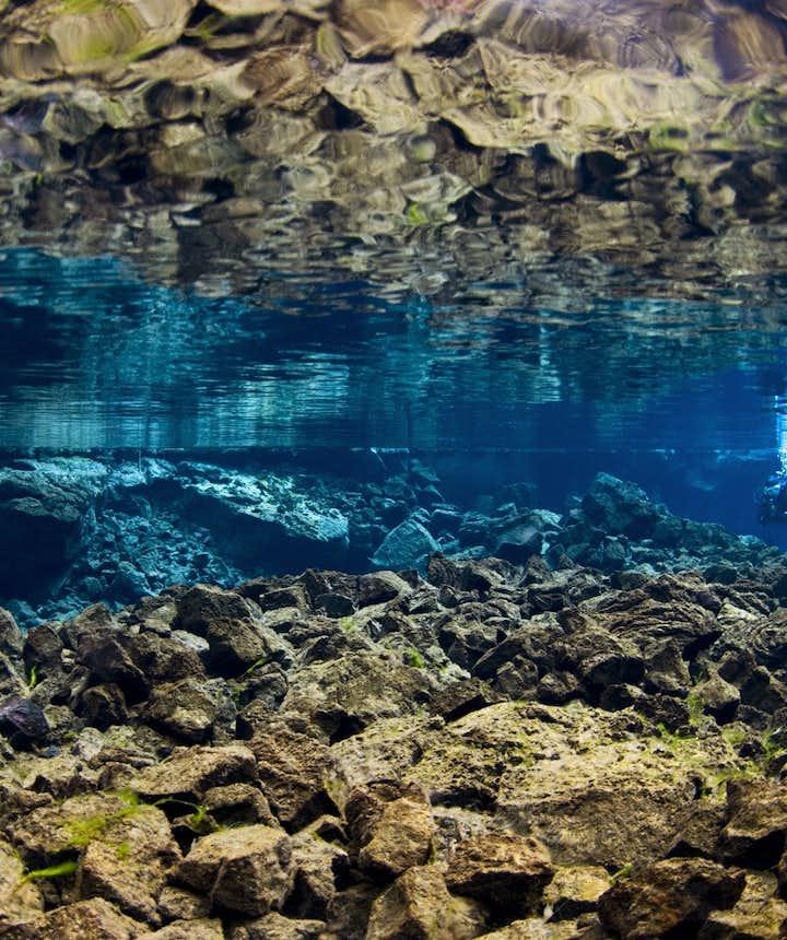 Le dernier bassin naturel à Silfra