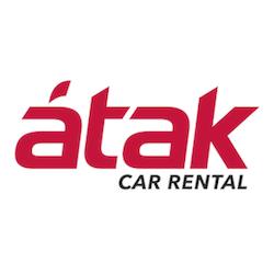 Átak Car Rental logo