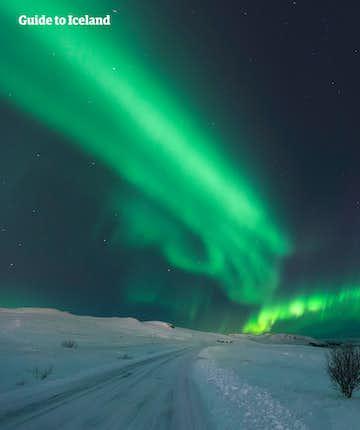冰島北極光攝影