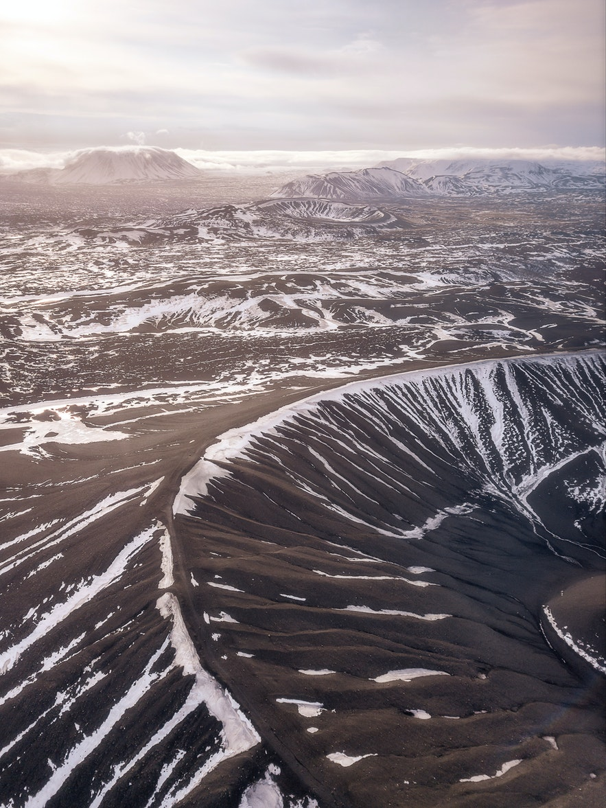 HVERFJALL as a Photography Location