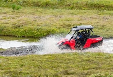 3-Hour Valley of Thousand Waters Buggy Tour from Reykjavik