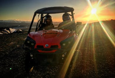 3-Hour Buggy Extreme Tour from Reykjavik