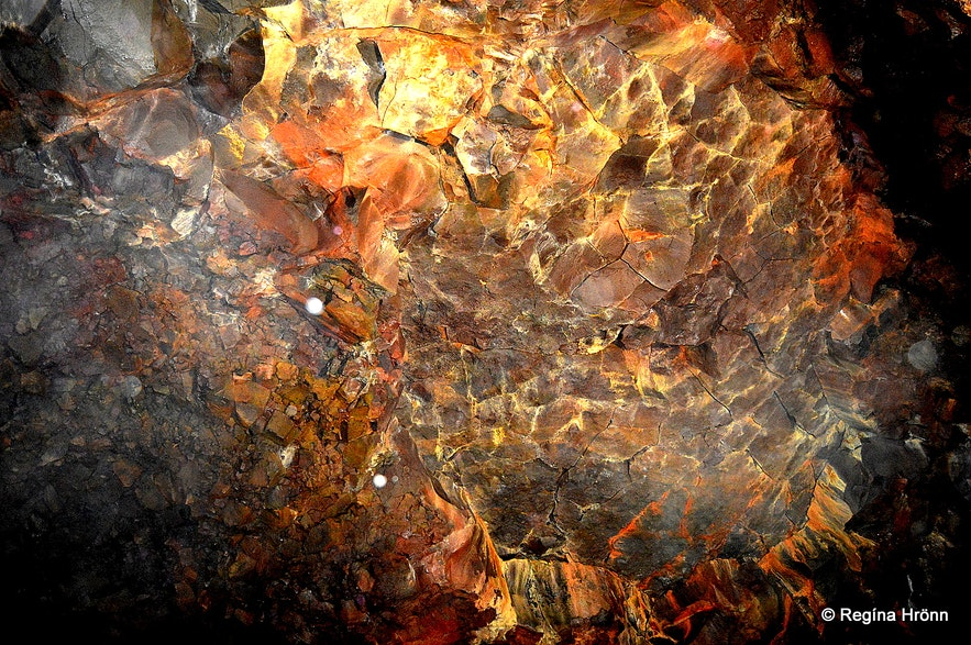 Víðgelmir lava cave