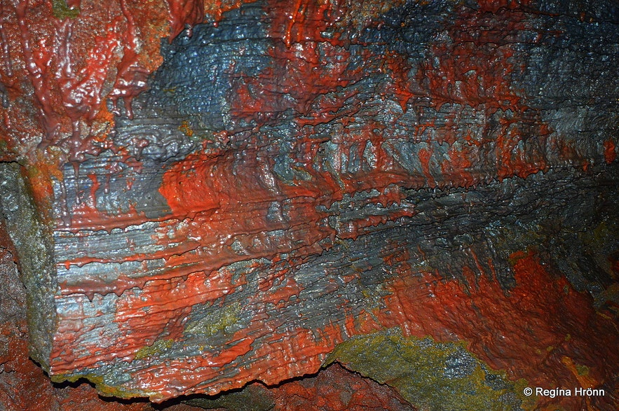 Raufarhólshellir - The Lava Tunnel