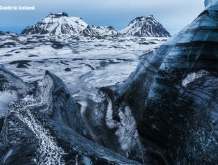 특별 할인 콤보 - 3개 투어 동시구매 할인  스노모빌, 빙하 하이킹, 얼음 동굴