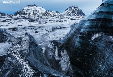 Top 3 activités sur glacier | Motoneige, rando et ice cave