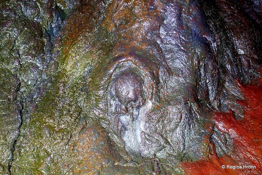 Vatnshellir lava cave Snæfellsnes peninsula