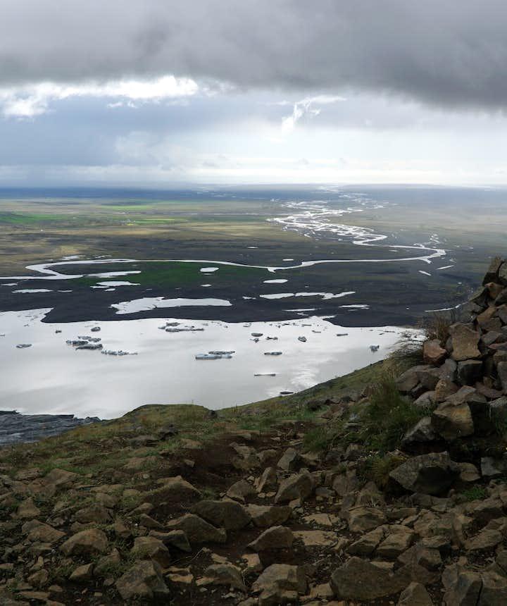 Skaftafell, un concentré d'Islande