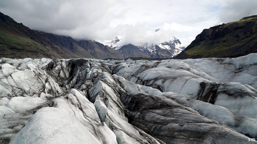 Envie de randonnée sur glacier? Cet article est pour vous!