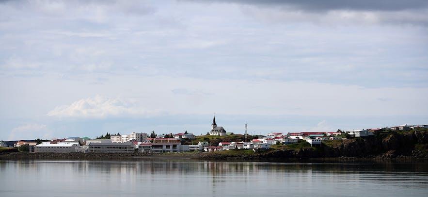 冰島Borgarnes