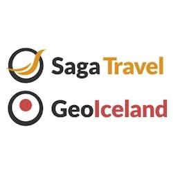 Saga Travel GeoIceland logo