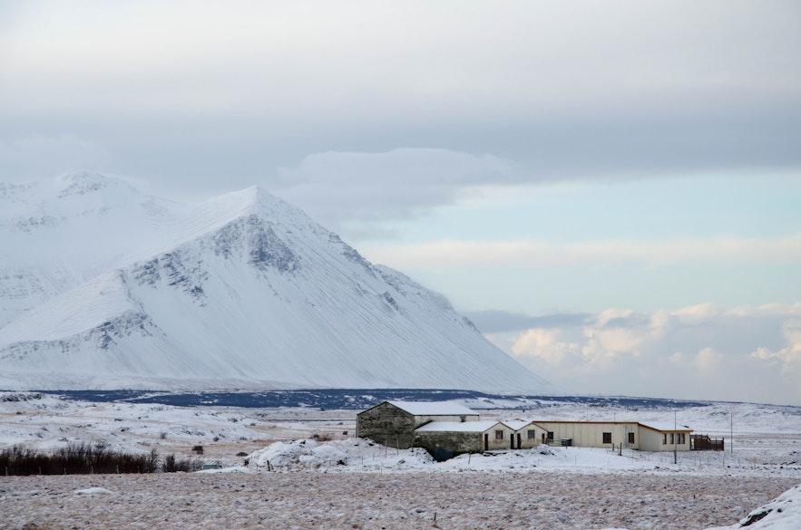 冰島的冬季