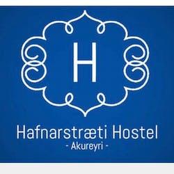 Hafnarstræti Hostel Iceland  logo