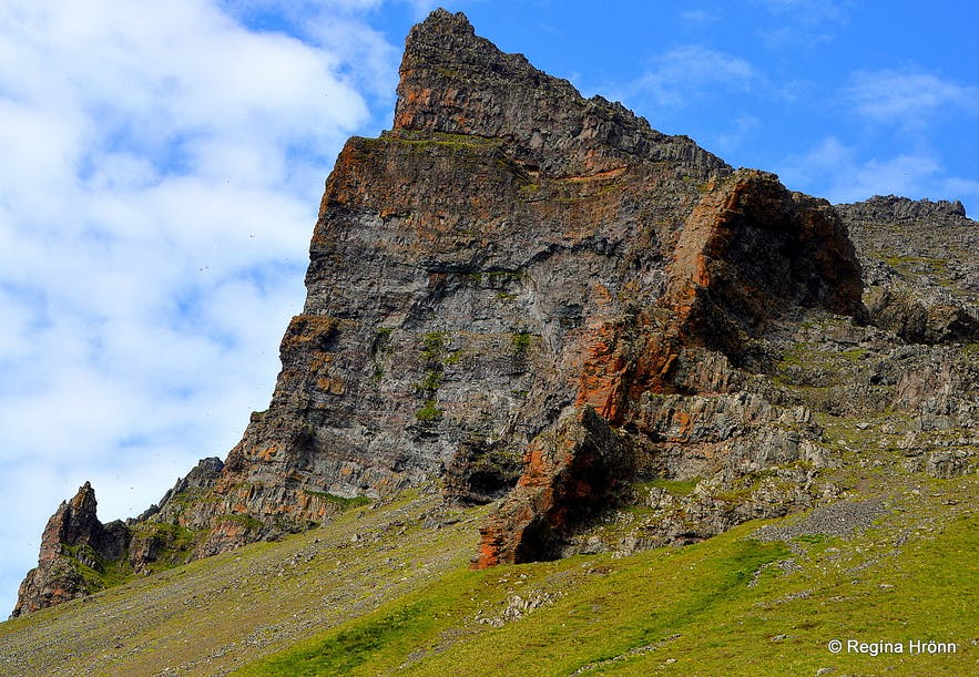 Vestfirsku alparnir - the Westfjord Alps