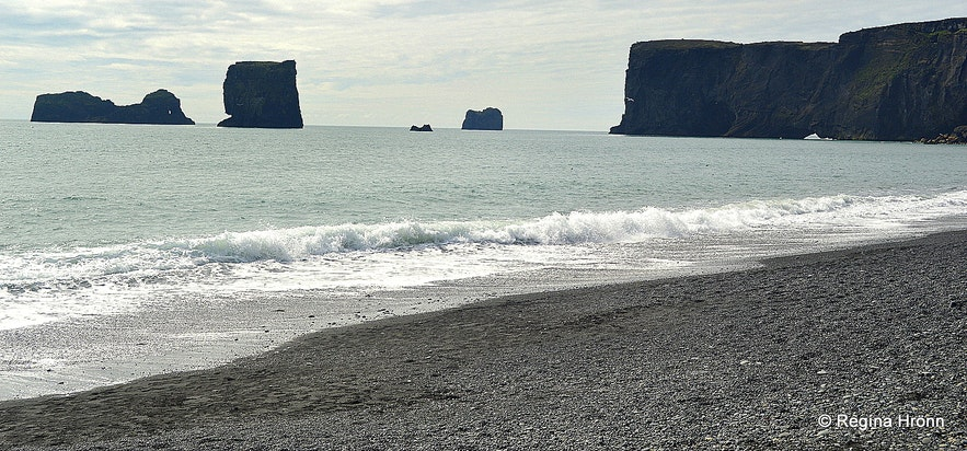 Dyrhólaey S-Iceland