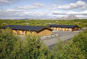 Vogafjós Farm Resort
