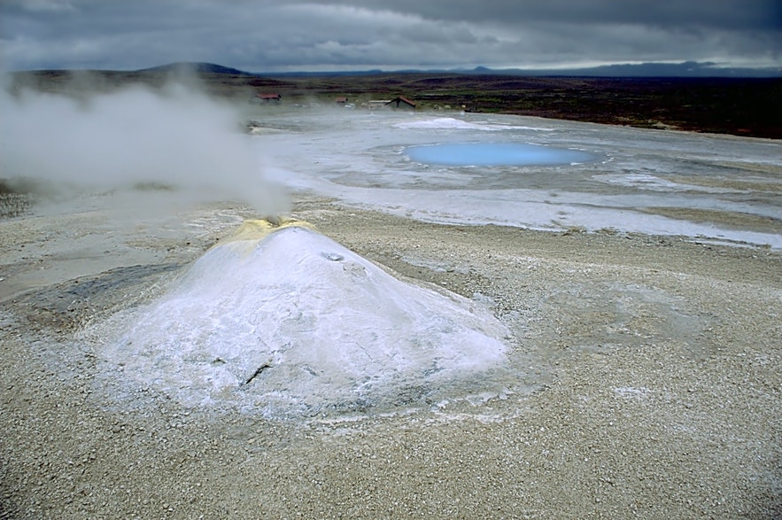 흐베라달리르 지열 지대의 지열 에너지