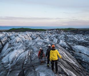 現地発|初心者向けのヴァトナヨークトル氷河ハイキング体験