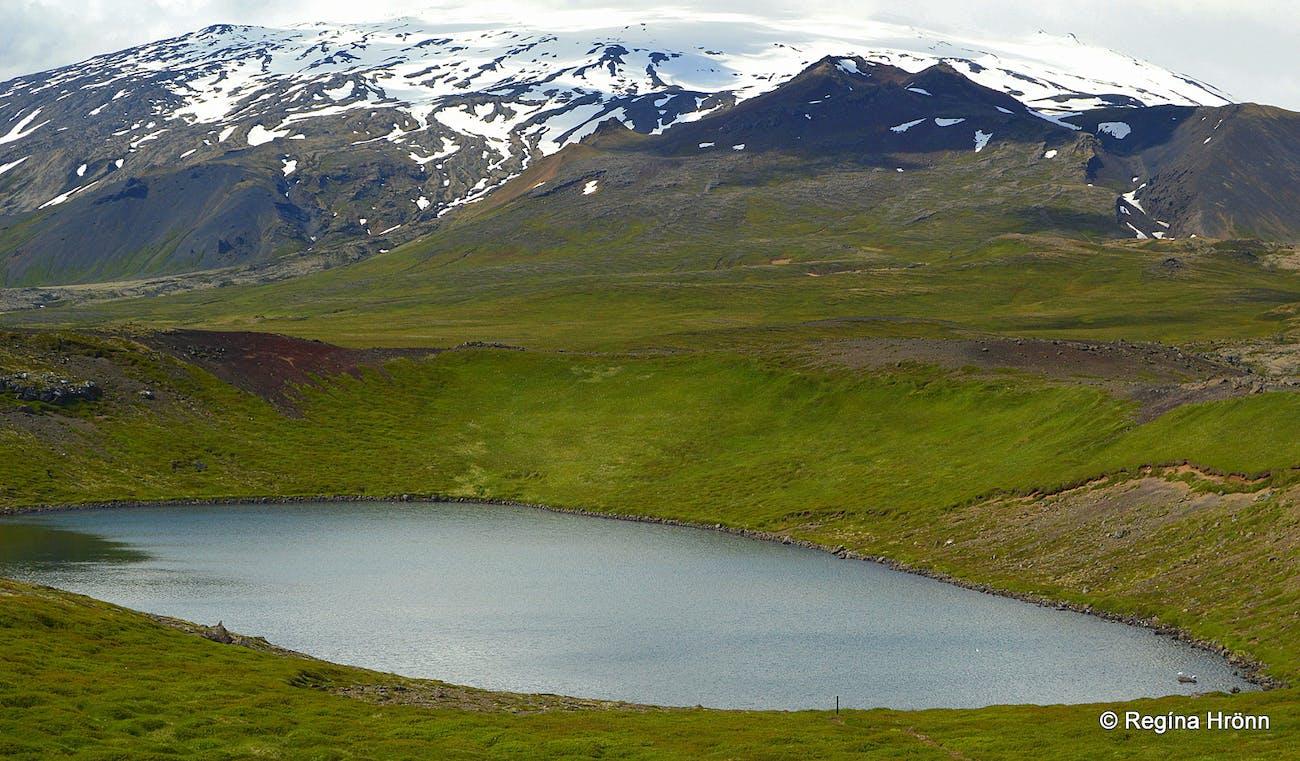 Bárður Snæfellsás - the Mythical Protector of the Snæfellsnes