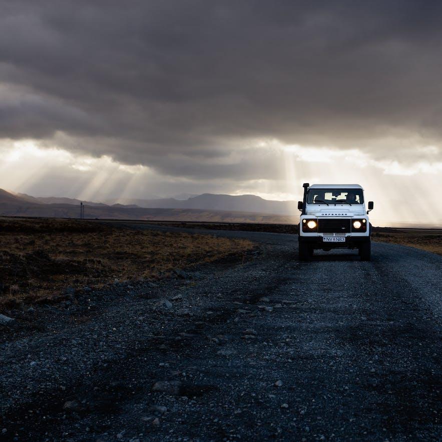 冰島租車比價