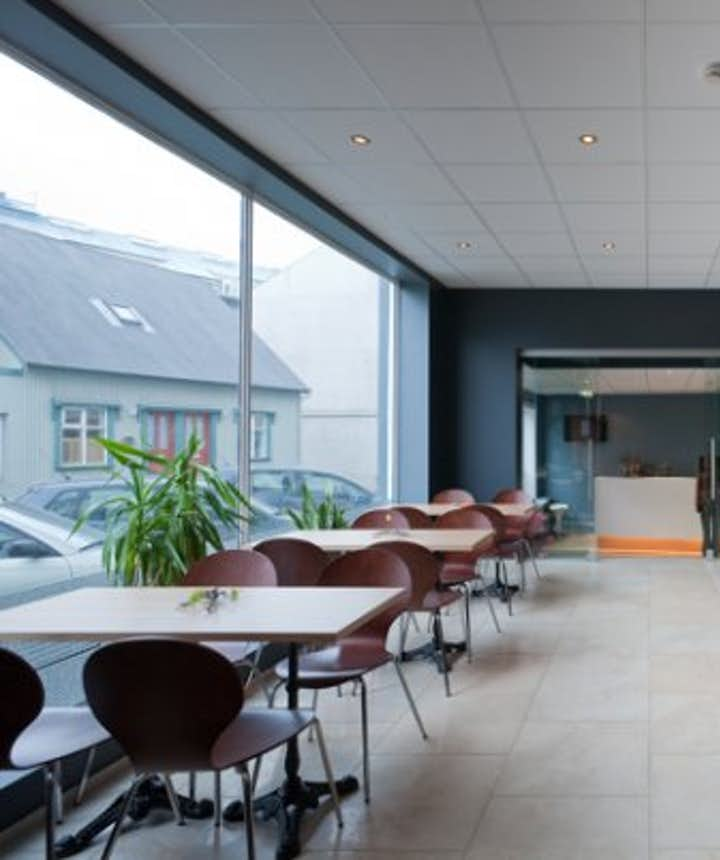 Reykjavik Downtown Hostel w centrum stolicy Islandii