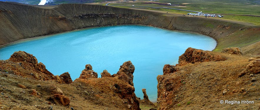 A Local's favourite Volcanic Craters in Iceland