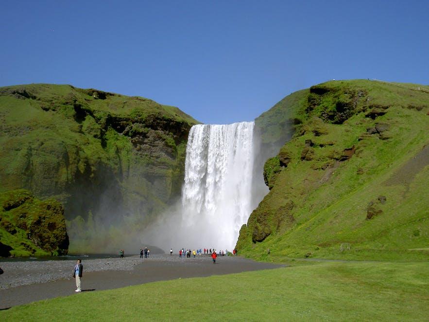 Iceland summer