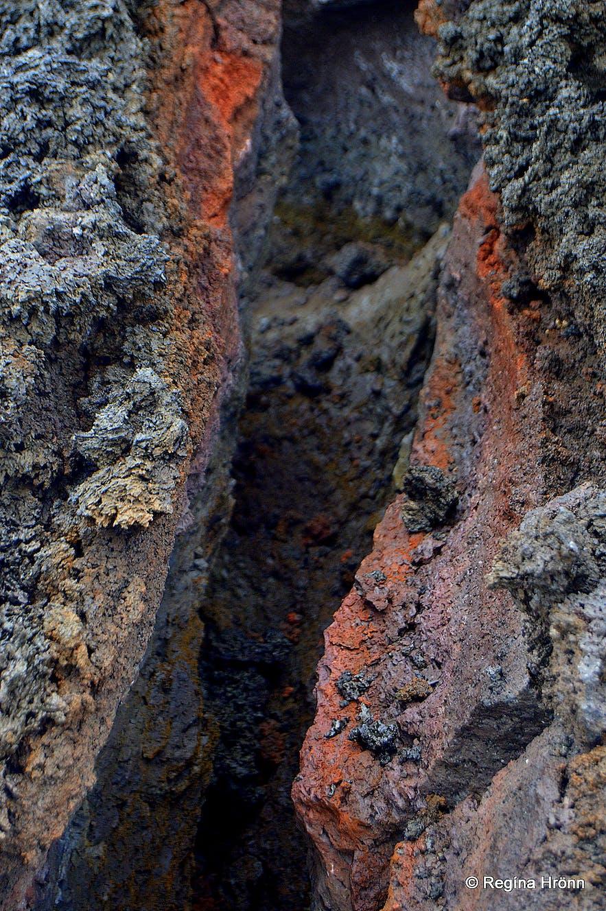 Holuhraun lava field