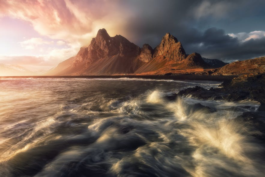 My new FAVORITE location in Iceland for Photography: Eystrahorn