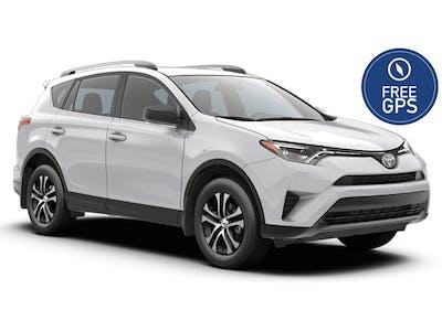 Toyota Rav4 (FREE GPS) 2018