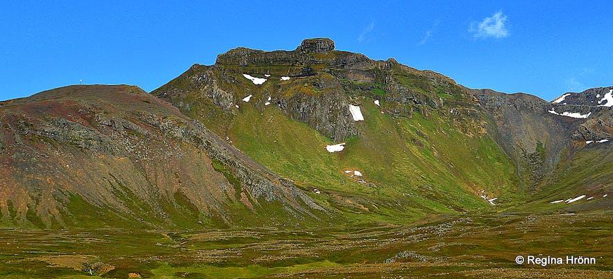 Bárðarkista Snæfellsnes