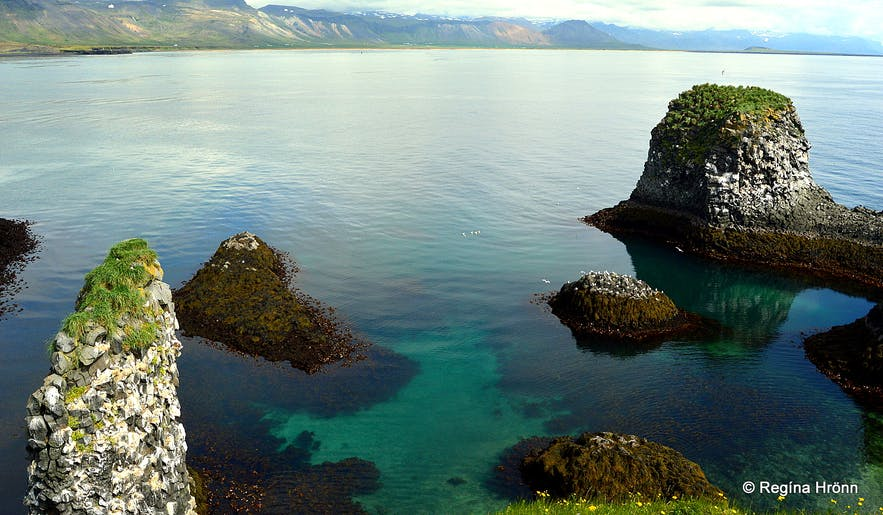 The Magical Snæfellsnes Peninsula in West-Iceland - Arnarstapi and Hellnar