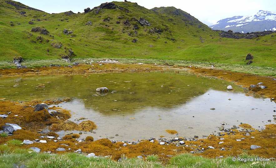 Dritvík Snæfellsnes - Dritvíkurlón lagoon