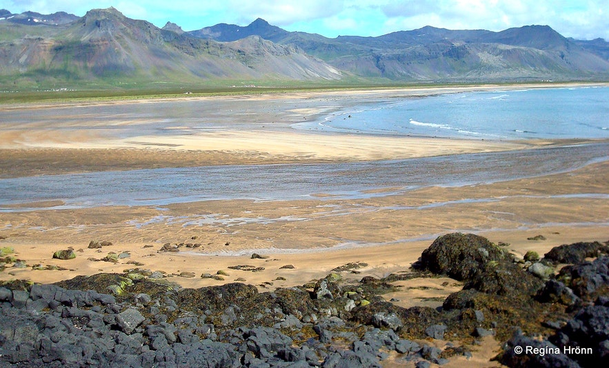 The view from Búðir Snæfellsnes