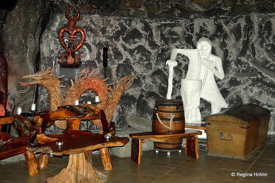 Hotel Viking restaurant at the Viking Village