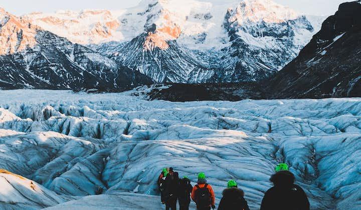 自驾冰岛特色旅行团优惠套票|卡特拉冰洞+斯卡夫塔山冰川徒步+浮潜