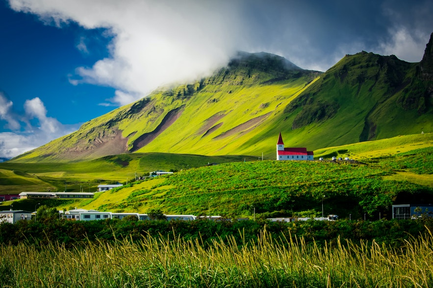 Back in 1000AD, many Icelanders took the Hengill eruption as a sign from God. The country was adopting christianity over paganism during this period.
