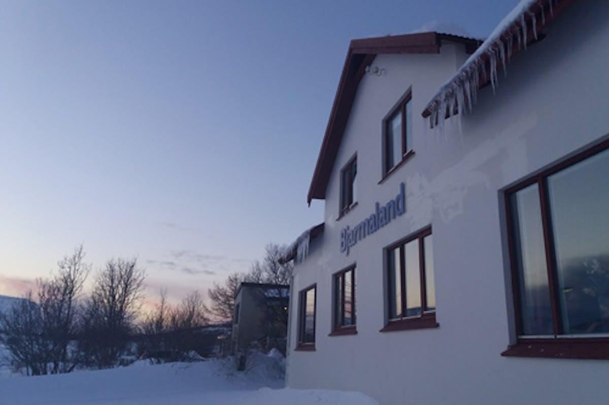 Bjarmaland Guesthouse hero image