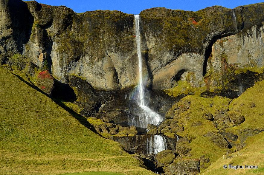 Foss á Síðu in South-Iceland