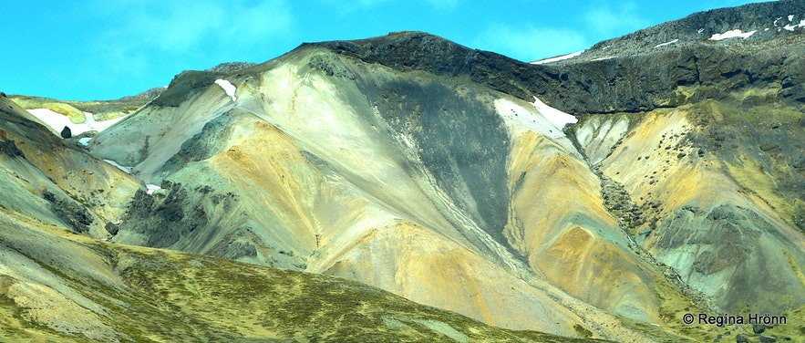 Mt. Knarrarfjall Snæfellsnes