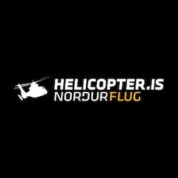 Norðurflug Helicopter Tours logo