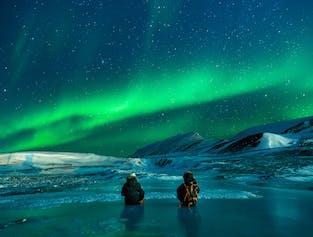 Amazing Northern Lights Minibus Tour