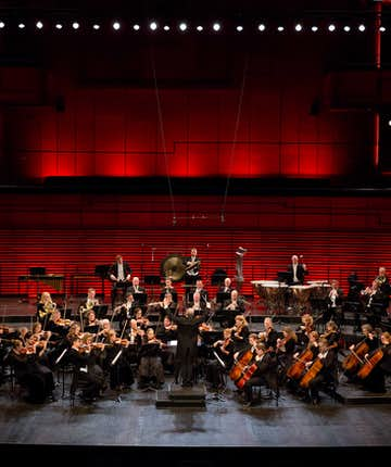 The Iceland Symphony Orchestra played their first official concert in 1950.