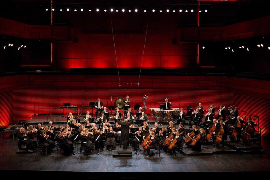 Orkiestra Reykjaviku.