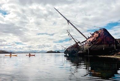Kayak de mer à Snaefellsnes | Baie de Breiðafjörður