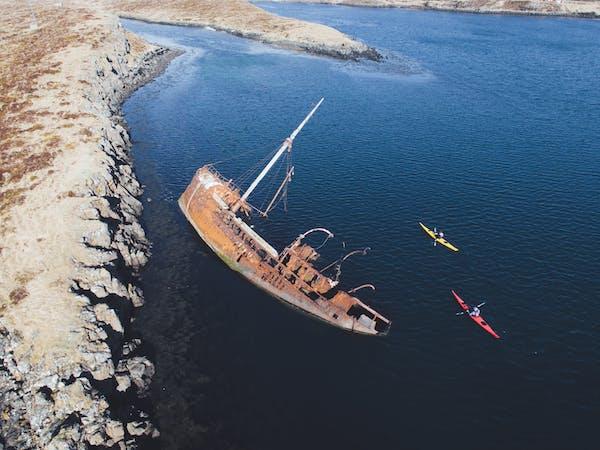 Kontiki Kayaking