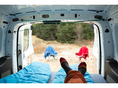 Ford Transit Connect Camper  2017