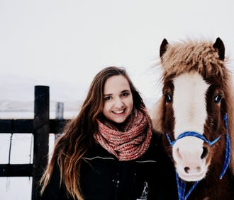 Family-Friendly Tour | Meet, Feed & Photograph Icelandic Horses